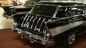1957 Chevrolet Nomad Restomod Hot Rod 350 V8 700R4 Disc Brakes ...