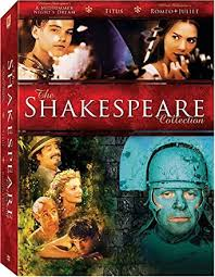 Amazon.com: The Shakespeare Collection (Romeo + Juliet / Titus / A ...