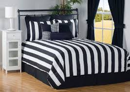 black and white striped duvet. Delighful Striped Black U0026 White Striped Comforter For And White Striped Duvet E