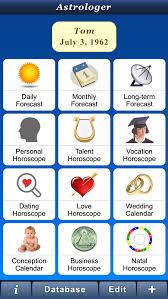 Zodiac Chart App Astro App