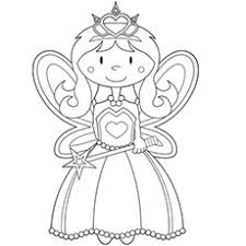 fairy color pages top 25 free printable beautiful fairy coloring pages online
