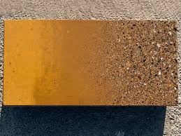 How to Polish Concrete Countertops - Step 2 | CHENG Concrete Exchange