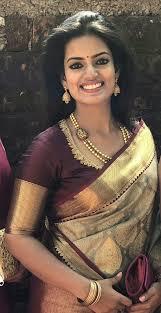 Designer Kanjeevaram Sarees Kanjeevaram Silk Saree Grey Maroon Color Temple Jewellery