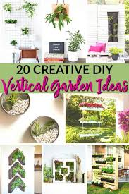 20 creative diy vertical garden ideas would you love to have a garden but you