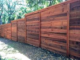 horizontal privacy fence cost to build a fence cost for privacy fence horizontal privacy fence horizontal