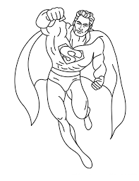 Coloring superman games is an app with all kinds of superman coloring pages, along with the tap the arrow in the lower corner of the screen to undo changes, or tap the eyedropper tool next to it. Free Printable Superman Coloring Pages For Kids