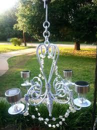 diy outdoor chandelier best old chandelier ideas on light bulbs solar powered outdoor chandelier diy