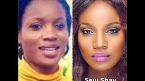 nigerian celebrities that looks extremely beautiful without makeup