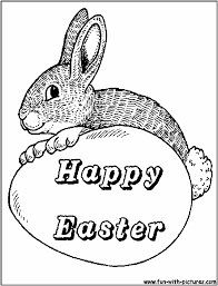 Small Picture 164 Free Printable Easter Bunny Coloring Pages
