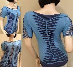Cool Cut Up Shirt Designs Pinterest