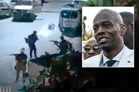 Haiti President Jovenel Moïse's ...