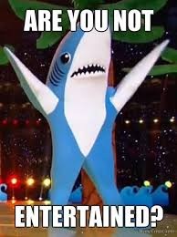 Katy Perry Hilarious LEFT SHARK Super Bowl Memes - TheCount.com via Relatably.com
