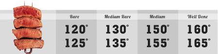 Hamburger Patty Temperature Chart How To Make A Perfect Hamburger Cool Material