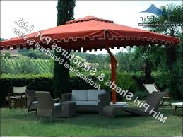 11 foot patio umbrella remarkable cantilever patio umbrellas sun umbrellas for decks best cantilever umbrella ft