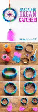 How To Make Small Dream Catchers Magnificent DIY Mini Dreamcatcher Pictures Photos And Images For Facebook
