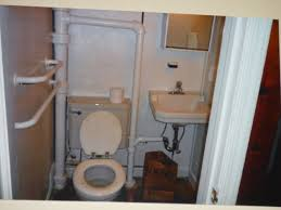 Basement Bathroom Plumbing Cost Leak American Basement - Basement bathroom remodel