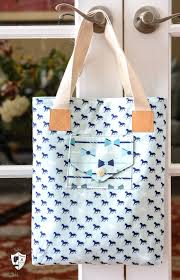 Tote Pattern Delectable A New Tote Bag Sewing Pattern The Polka Dot Chair