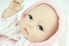 Hot sale !! Life size 16Inch/40cm real life baby dolls full vinyl ...