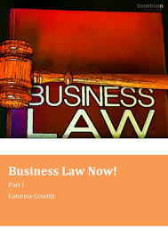 Business Law Business Law Now
