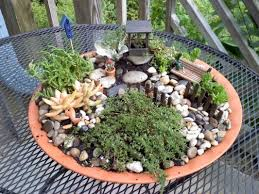 Small Picture Fairy Garden Ideas Diy Garden Design Ideas