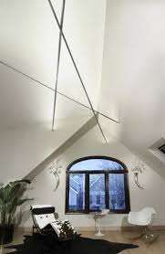 lighting for a vaulted ceiling. lighting_vaulted_ceiling another creative way to illuminate a vaulted ceiling edge lightingu0027s lighting for