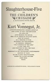 lot detail kurt vonnegut slaughterhouse five first edition kurt vonnegut slaughterhouse five first edition signed self portrait