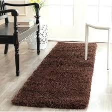 brown runner rug x 2 6 jute
