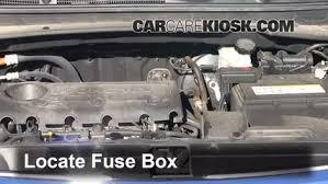 replace a fuse 2011 2016 kia sportage 2012 kia sportage ex 2 4l 2006 kia sportage fuse diagram at 2012 Kia Sportage Fuse Box