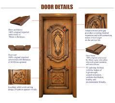 Single Design Door 2019 Classic Carved Wooden Single Door Flower Designs Teak Wood Main Door For Entry Buy Single Wooden Door Design Wooden Single Door Flower Designs