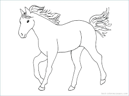 Horse Animal Coloring Pages Horse Coloring Pages To Print Animal Jam
