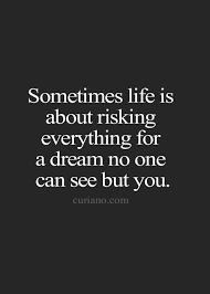 Life Dream Quotes Best Of We Know Its A Risk But 24 Months Is Just A Little Bit Of Time In