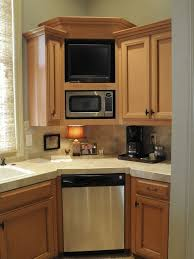 Eclectic Kitchen Cabinets Interesting Corner Dishwasher Ideas Pictures Remodel And Decor Secret