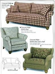 plaid sofa and loveseat country sofas set