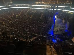 Prudential Center Section 215 Concert Seating