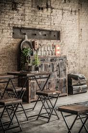 vintage industrial decor