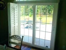 plantation shutters for sliding glass doors plantation shutters for sliding doors plantation shutter sliding doors style