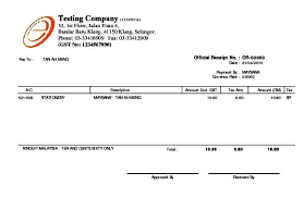 Format For Rent Receipt Enchanting Official Receipt Definition Invoice Rental A Template Upon Sample