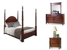 Durham Furniture Mount Vernon Architect Piece Palladian Poster - Palladian bedroom set