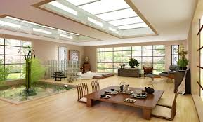 Japanese Interior House Design  Floor Plan Pinterest - Japanese house interiors