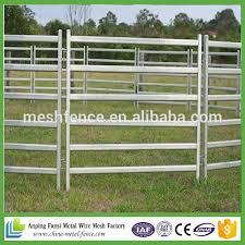 Australia standard corral equipment livestock cattle mesh fence