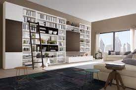Libreria componibile porta tv 584 soggiorno napol mobili soffritti