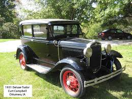 mafca tudor sedans fewer than 24 000 deluxe tudors were produced and all were late 1931 models indented firewalls