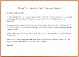 Customer Thank You Letter 5 Best Samples And Templates
