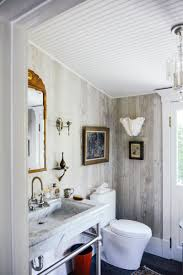 Design Sponge Bathrooms A Garden Retreat Honoring Antiques And Treasures In Oysterville