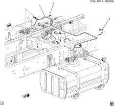 gmc t8500 wiring diagram gmc wiring diagrams online 04 09 gmc topkick chevy kodiak fuel wire harness 15112350 15112350