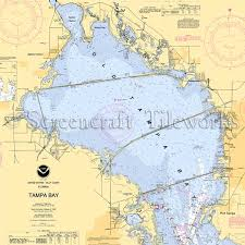 Tampa Bay Marine Chart 61 Perspicuous Florida Bay Nautical Chart