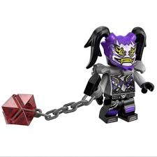 Lego 70641 Ninjago: Ninja Nightcrawler - Ultra Violet Minifigure, Toys &  Games, Bricks & Figurines on Carousell