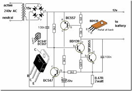 cool electronics circuits 2011 12v trickle charger