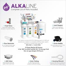 Drinking System Express Water Roalk5d 10 Stage Alkaline Reverse Osmosis Home