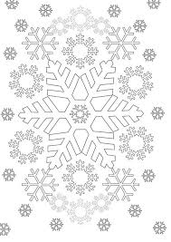 Small Picture Winter coloring pages for adults free to print online